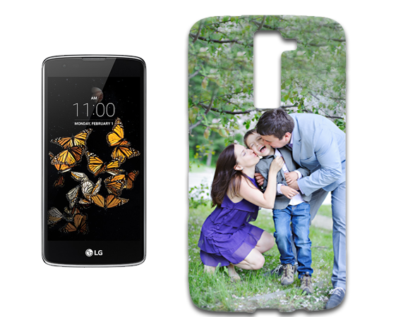 Mejores Carcasas Personalizadas LG K8