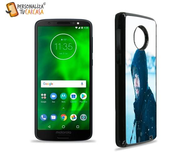 Mejores Carcasas Personalizadas Motorola Moto G6