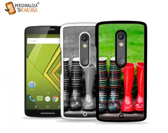 Mejores Carcasas Personalizadas Motorola Moto X Play