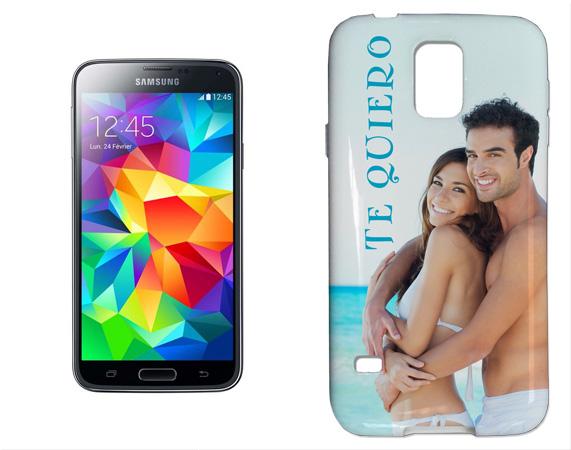 Mejores Carcasas Personalizadas Samsung S5