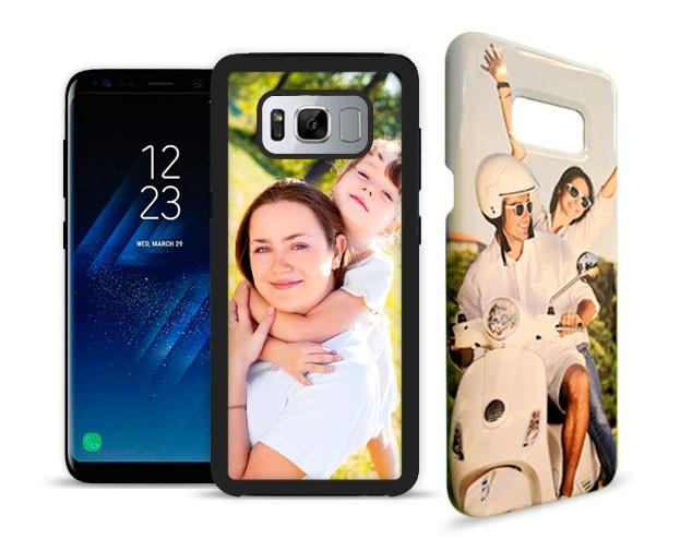 Mejores Carcasas Personalizadas Samsung S8 Plus