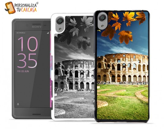 Mejores Carcasas Personalizadas Sony Xperia X