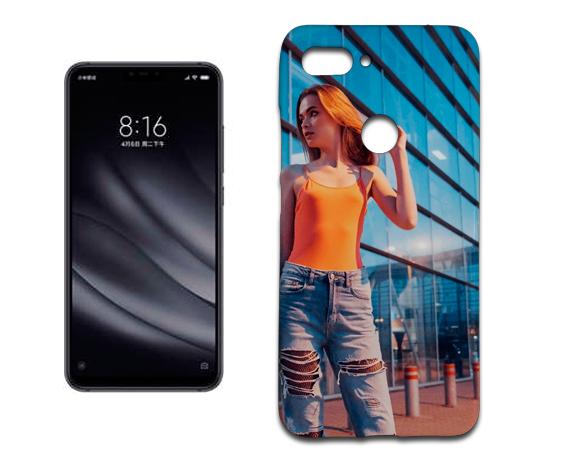 Mejores Carcasas Personalizadas Xiaomi Mi 8 Lite
