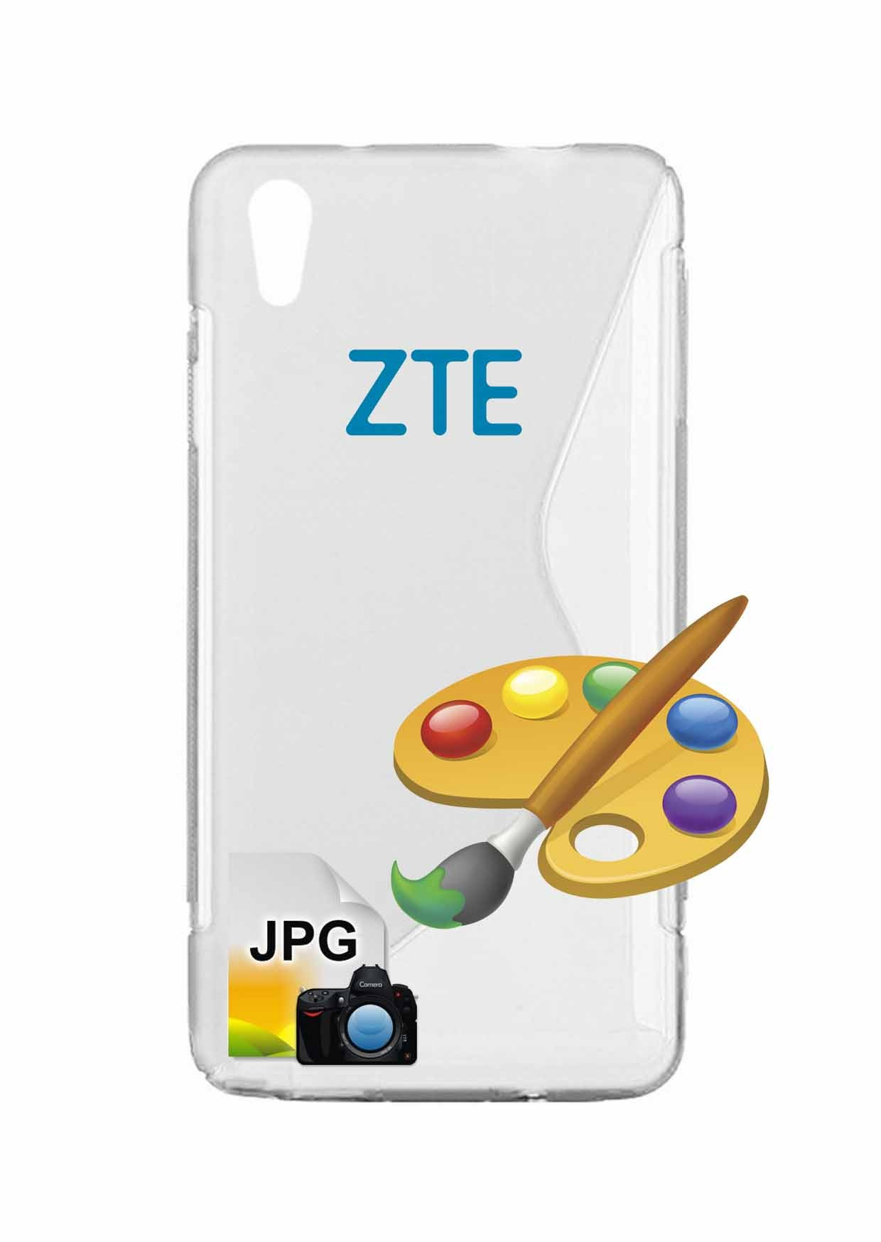 Mejores Carcasas Personalizadas ZTE Blade A6 Premium