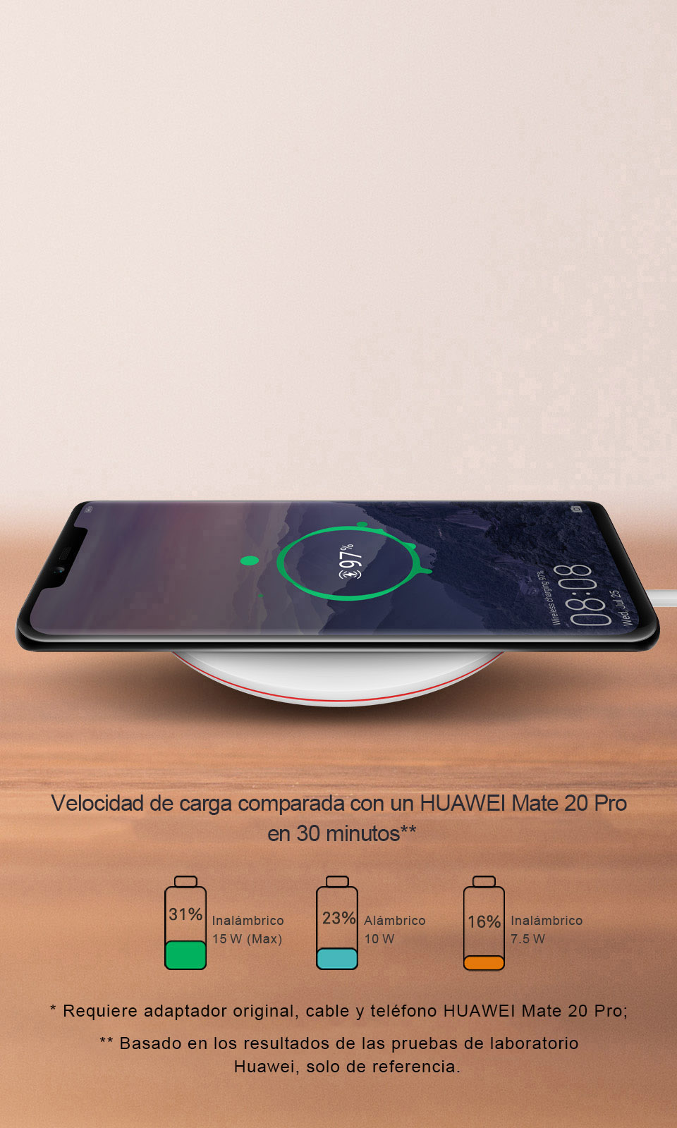 Mejores Cargador Inalambrico Huawei P10 Lite