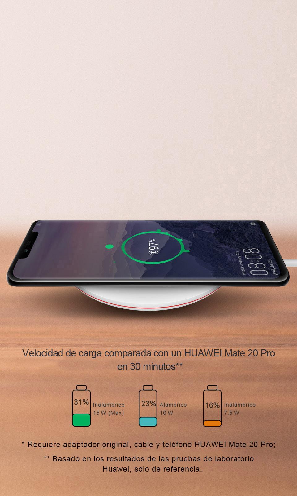 Mejores Cargador Inalambrico Huawei P20 Pro