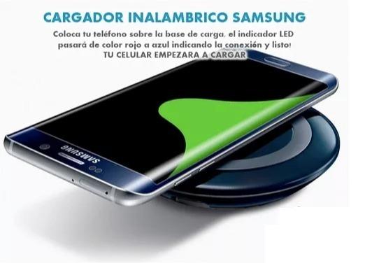 Mejores Cargador Inalambrico Samsung J7 2018