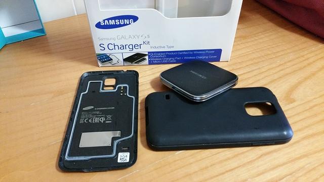 Mejores Cargador Inalambrico Samsung S5