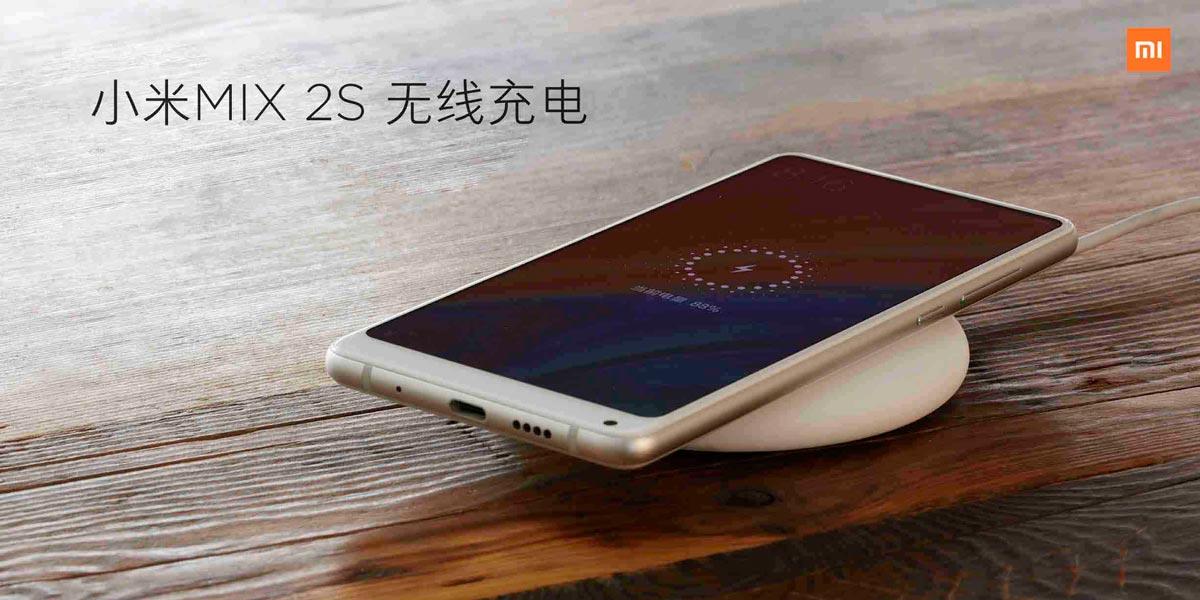 Mejores Cargador Inalambrico Xiaomi Mi Mix 2