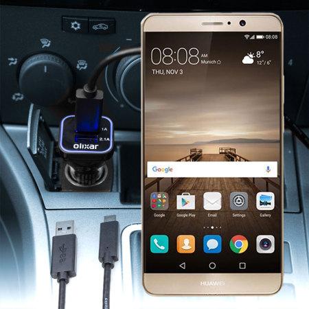 Mejores Cargadores Coche Huawei Mate 9