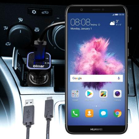 Mejores Cargadores Coche Huawei P Smart