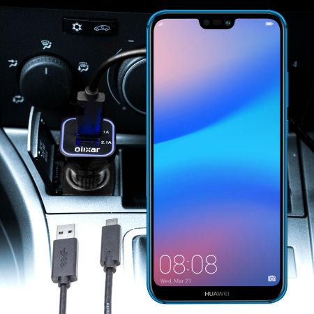 Mejores Cargadores Coche Huawei P20 Lite