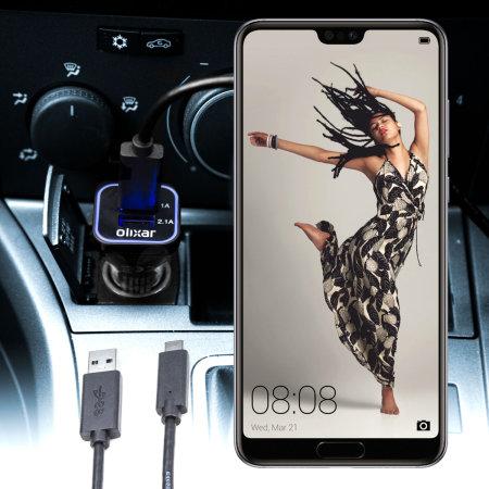 Mejores Cargadores Coche Huawei P20