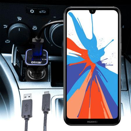 Mejores Cargadores Coche Huawei Y7 Prime