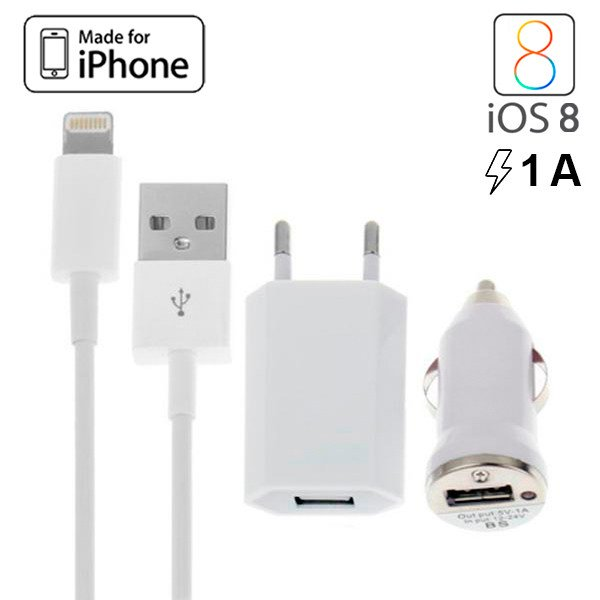 Mejores Cargadores Coche iPhone 5