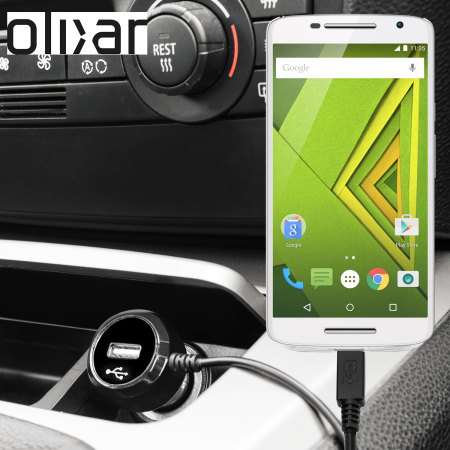 Mejores Cargadores Coche Motorola Moto X Play