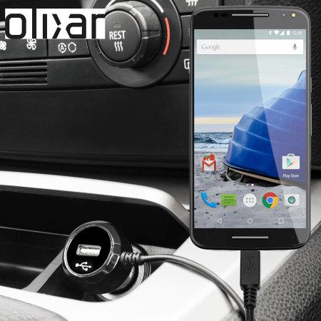 Mejores Cargadores Coche Motorola Moto X Style