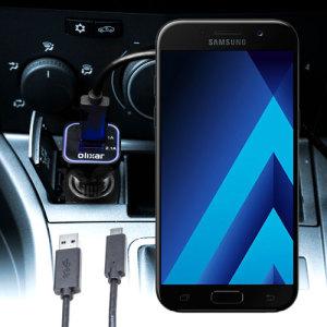 Mejores Cargadores Coche Samsung A7 2017