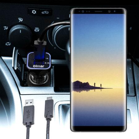 Mejores Cargadores Coche Samsung Note 8