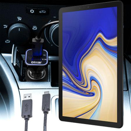 Mejores Cargadores Coche Samsung Tab S4