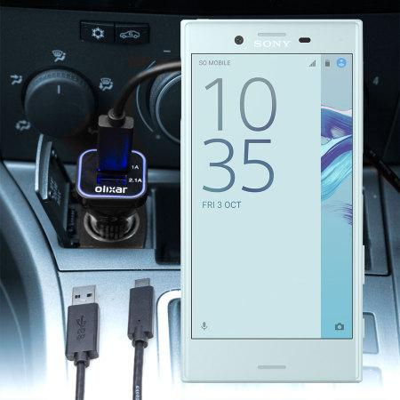 Mejores Cargadores Coche Sony Xperia X Compact