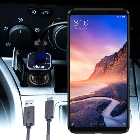 Mejores Cargadores Coche Xiaomi Mi Max 3