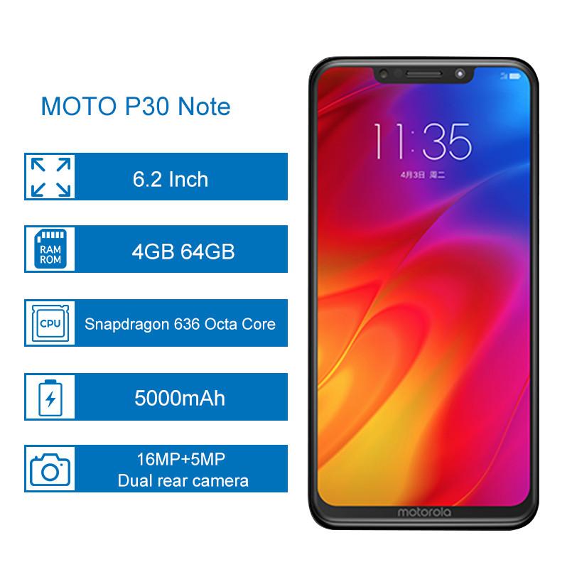 Mejores Cargadores Motorola Moto P30