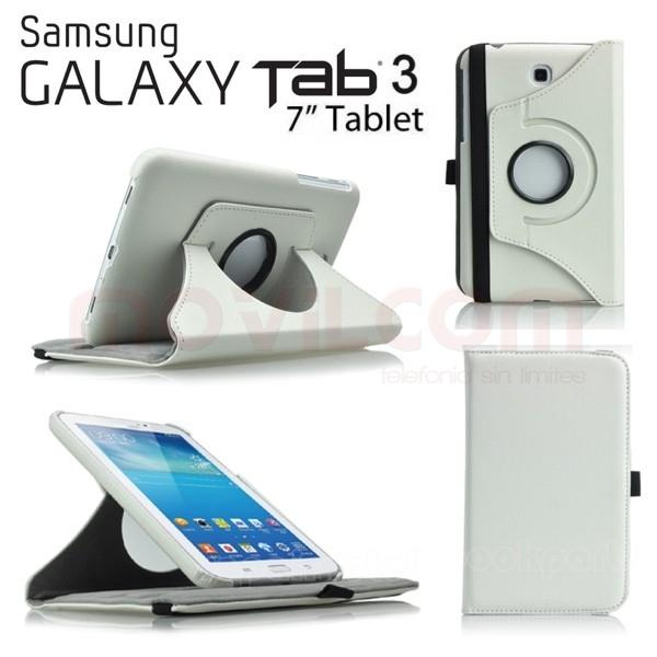 Mejores Fundas con Tapa GALAXY TAB 3 7.0 T210