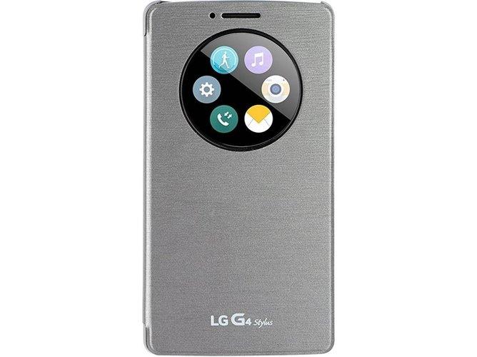Mejores Fundas con Tapa LG G4 Stylus