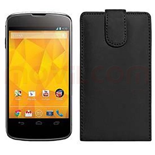 Mejores Fundas con Tapa LG Nexus 4