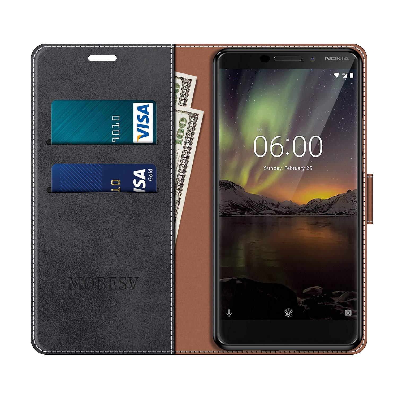Mejores Fundas Licencia Nokia 6.1 Plus