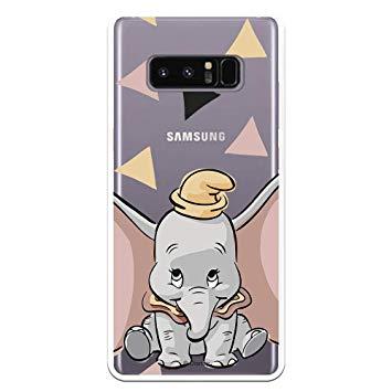 Mejores Fundas Licencia Samsung Note 8