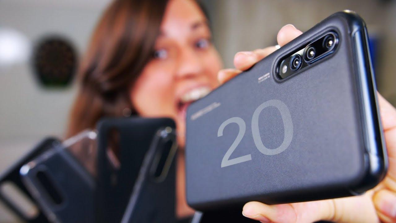 Mejores Fundas Originales Huawei P20 Lite