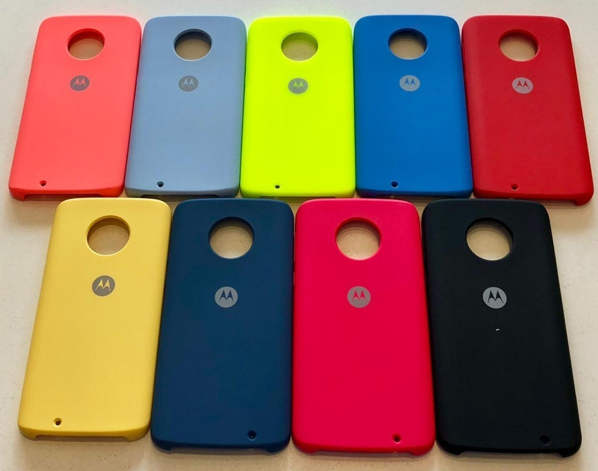 Mejores Fundas Originales Motorola E3