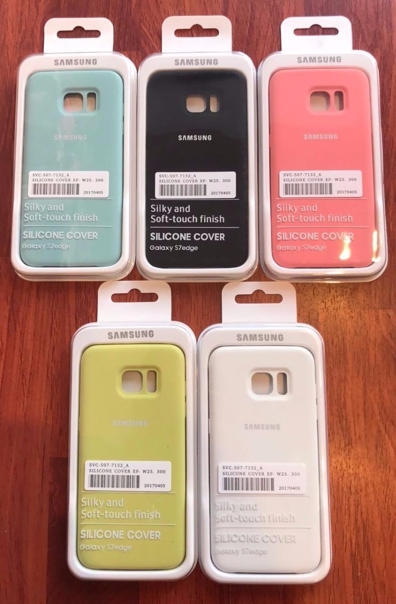 Mejores Fundas Originales Samsung S7