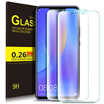 Mejores Protectores de Pantalla Huawei P Smart 2019