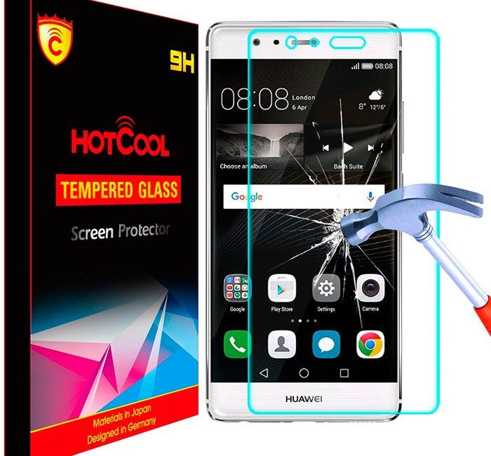 Mejores Protectores de Pantalla Huawei P8 Lite Smart