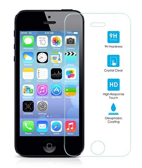 Mejores Protectores de Pantalla iPhone 5