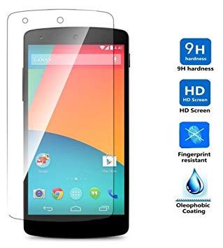 Mejores Protectores de Pantalla LG Nexus 4