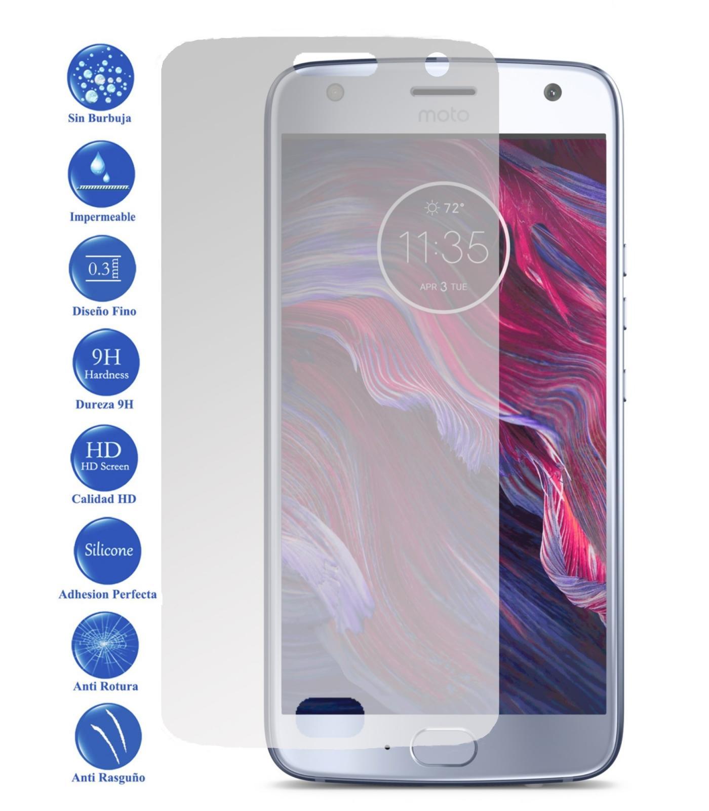 Mejores Protectores de Pantalla Motorola Moto X Style