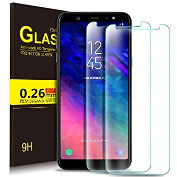 Mejores Protectores de Pantalla Samsung A6 2018