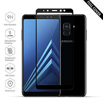 Mejores Protectores de Pantalla Samsung A8 2018