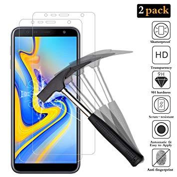 Mejores Protectores de Pantalla Samsung J6 2018